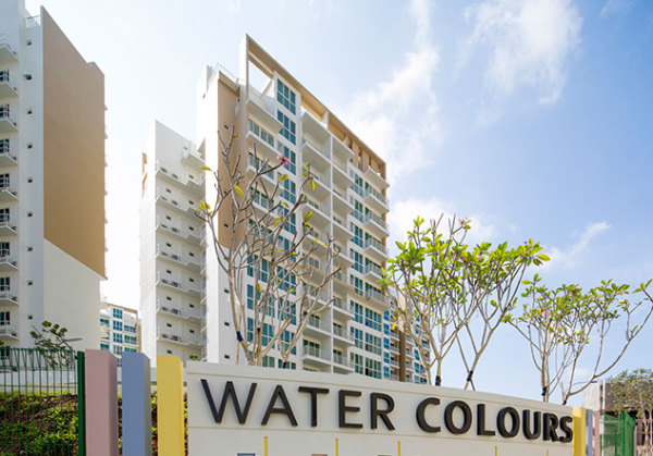 Watercolours Condominium