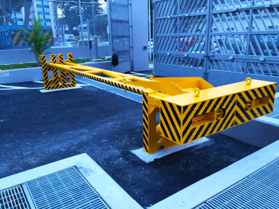 CRASH RATED BARRIER