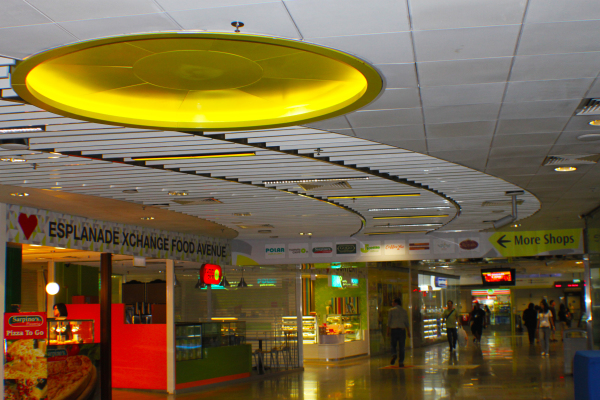 Esplanade MRT Station
