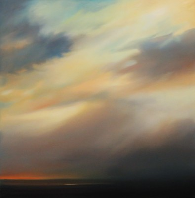 Interplay of light, Oil on canvas by Mehrdad Tahan