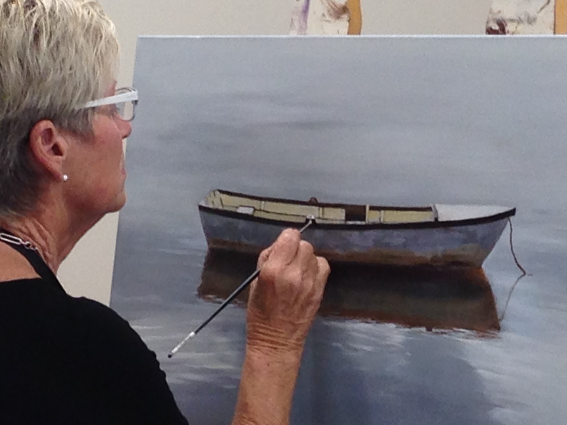 PAINTING WORKSHOPS, TAHAN ART CLASSES, CHRISTCHURCH