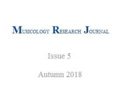 Issue 5, Autumn 2018