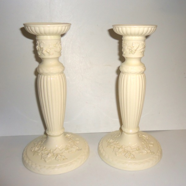 Wedgwood Candle Sticks