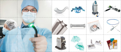 A Major List of Medical Equipment