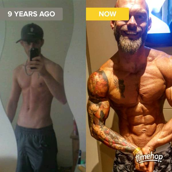 personal transformation