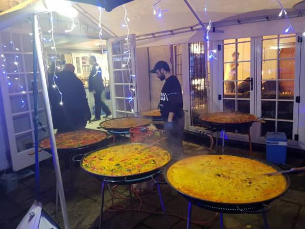 Spanish Paella London, Catering, Special Event