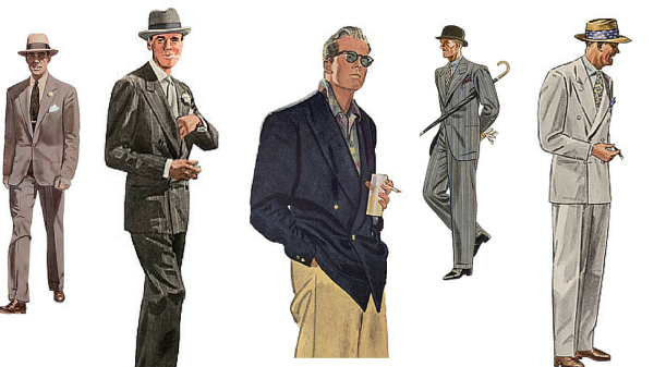 The Evolution of Men's Style