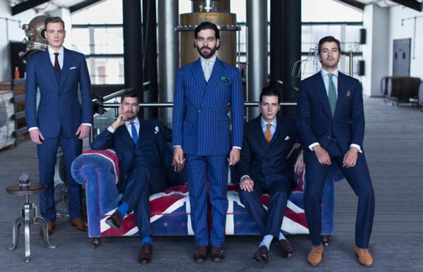 Italian Tailoring vs English Tailoring