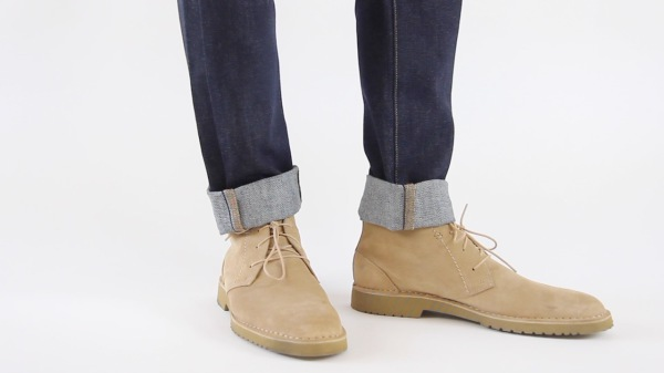 How to Wear Jeans, Rolled, Hemmed, or Stacked?