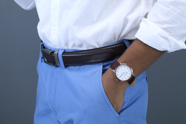 How to Choose The Right Belt for Your Outfit