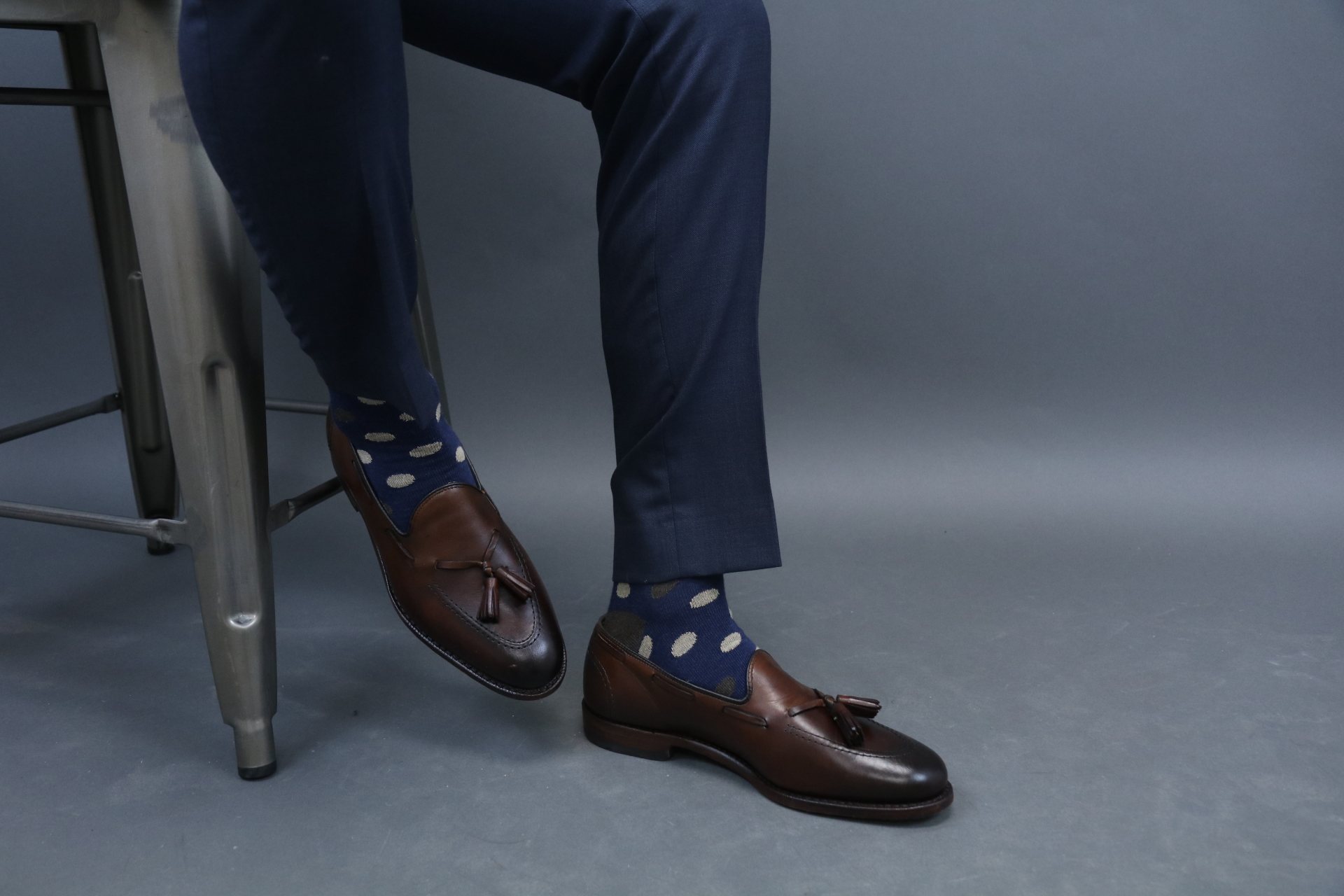 How to Style Bold Socks for Men