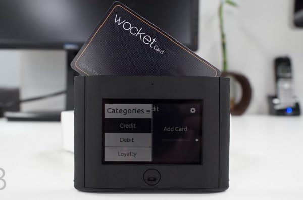 The Smartest Wallet | Wocket Wallet