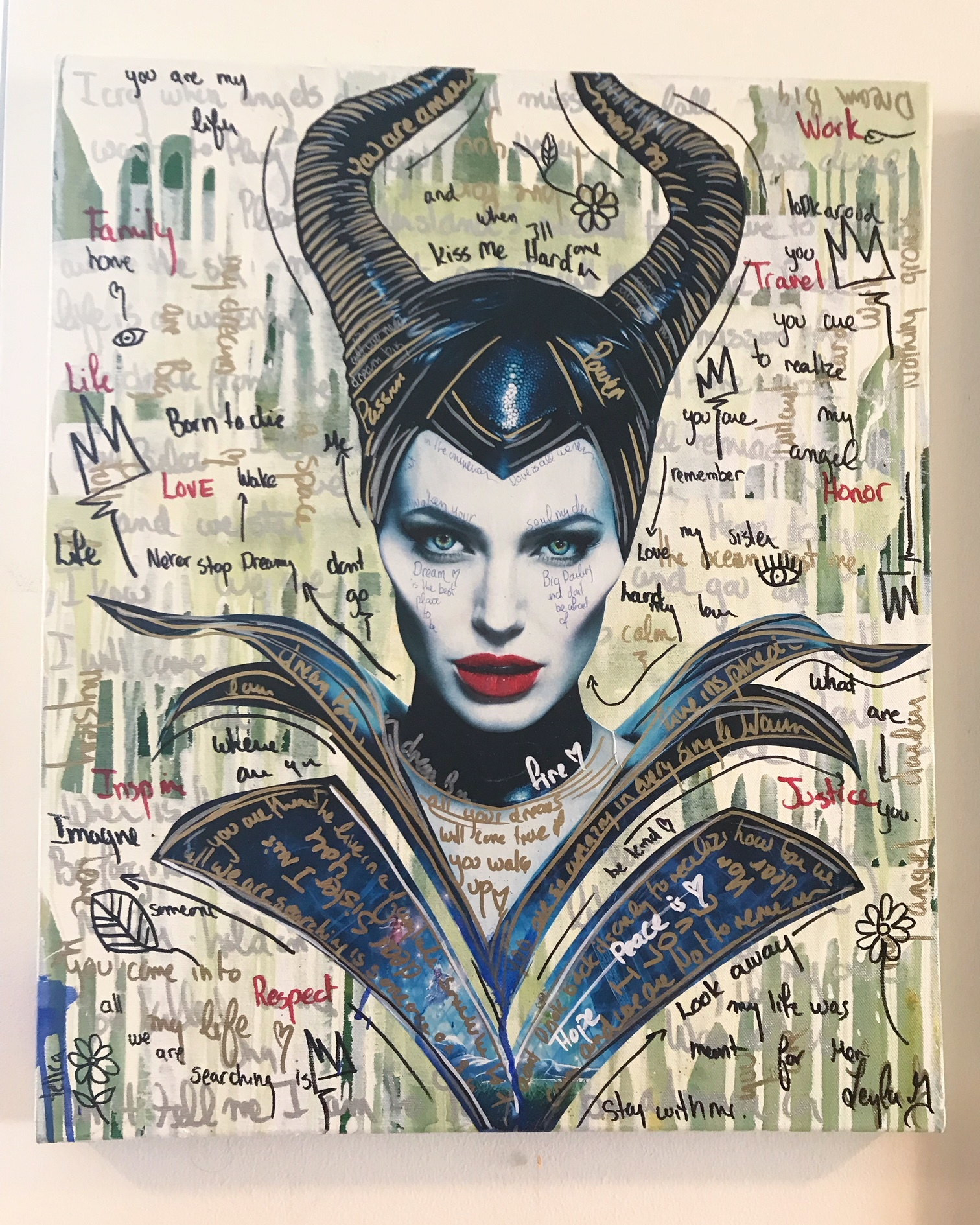 Maleficient sister