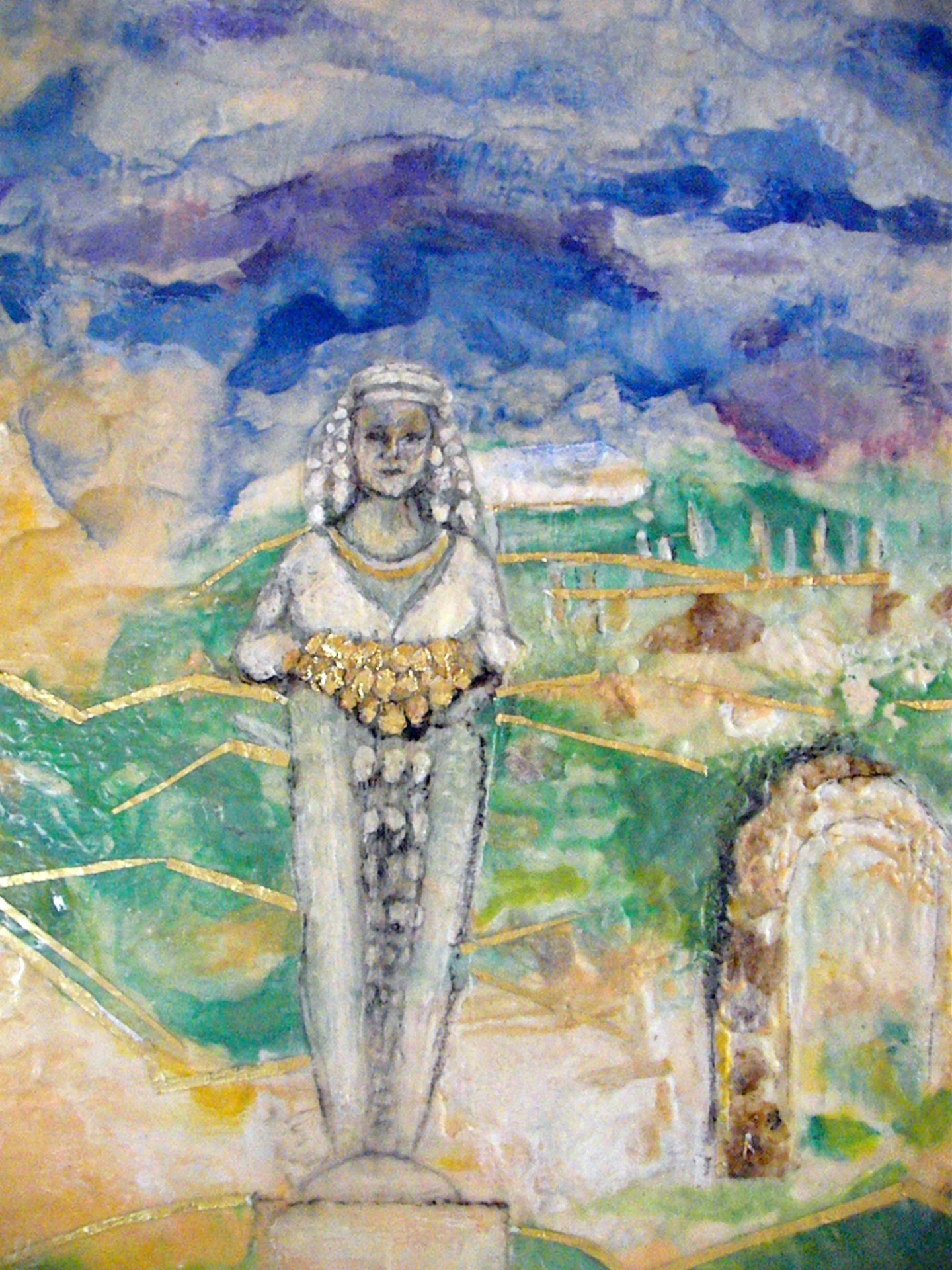 Goddess at Ephesus