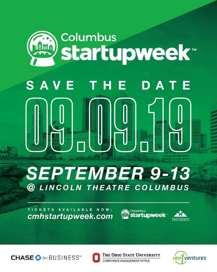 Columbus Startup Week 2019