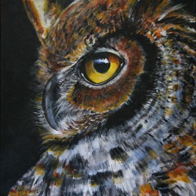 Owl  (Wisdom)