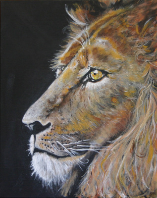 Lion (Courage)
