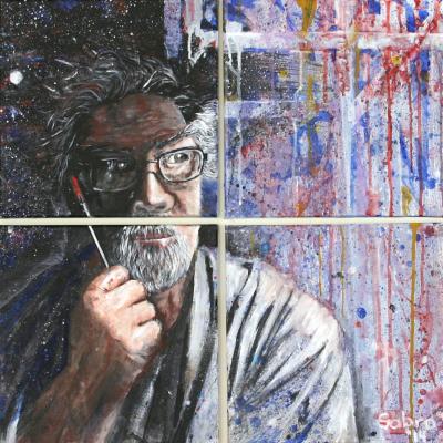 Self Portrait (Quad)