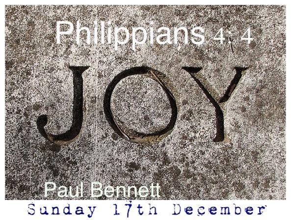 Sunday 17th December 2017 - 10am Service