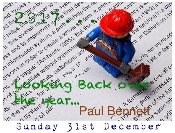Sunday 31st December 2017 - 10am Service