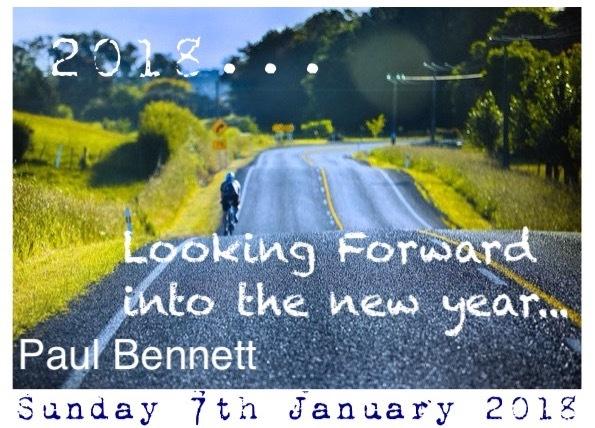 Sunday 7th January 2018 - 10am Service