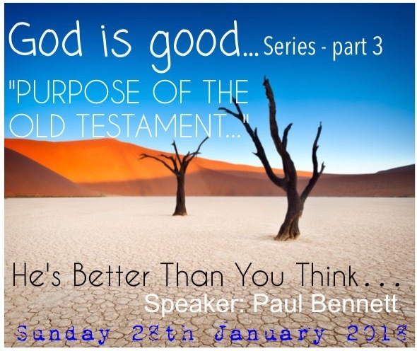 Sunday 28th January 2018 - 10am Service