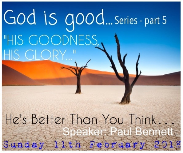 Sunday 4th February 2018 - 10am Service
