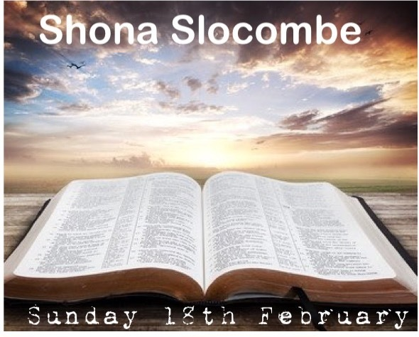 Sunday 18th February 2018 - 10am Service