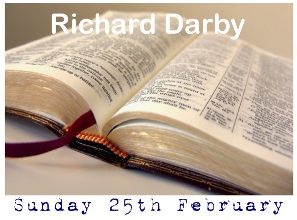 Sunday 25th February 2018 - 10am Service
