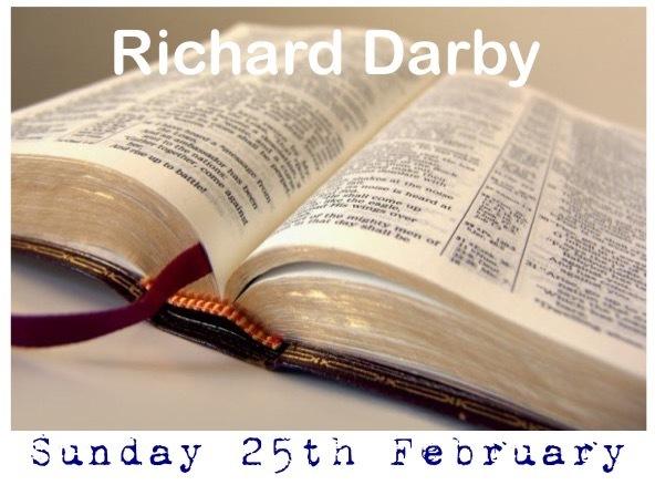Sunday 25th February 2018 - 10am Service