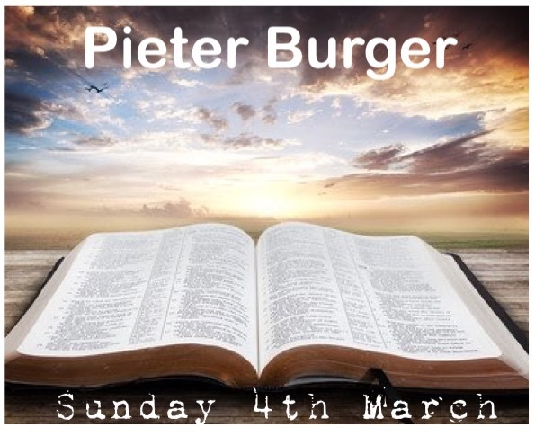 Sunday 4th March 2018 - 10am Service