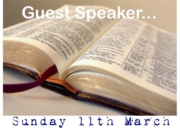 Sunday 11th March 2018 - 10am Service