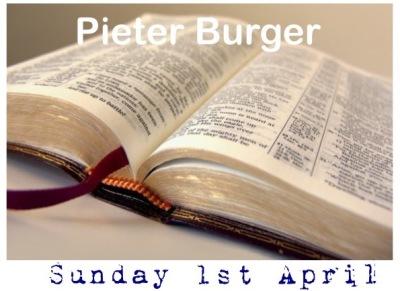 Sunday 1st April 2018 - 10am Service (Easter Sunday)