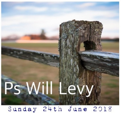 Sunday 24th June - 10am Service