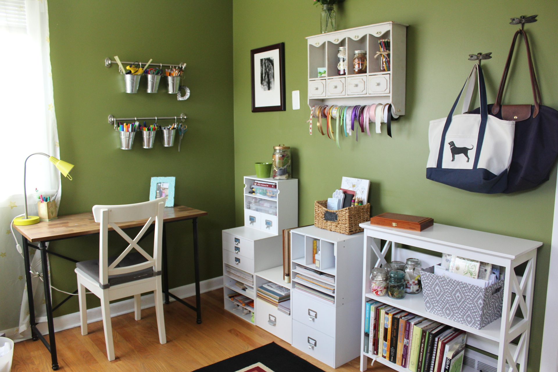 Our Fixer Upper - My Craft Room