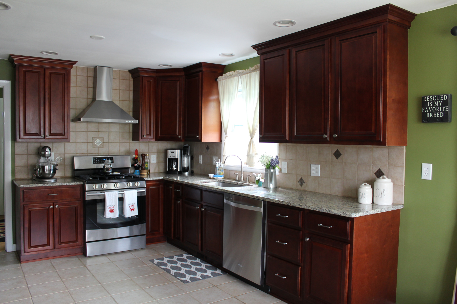 Our Fixer Upper - The Kitchen