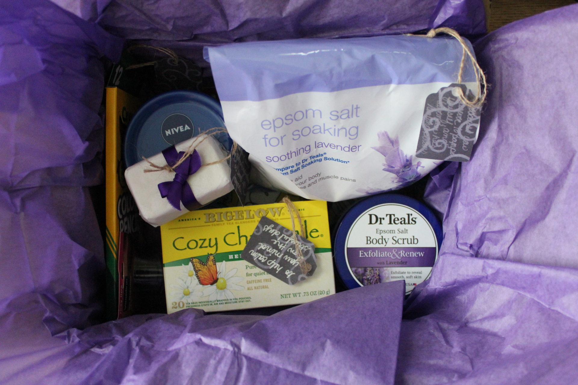 Cancer Survivor Care Package