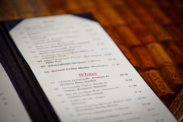Tips For Ordering Wine At A Restaurant