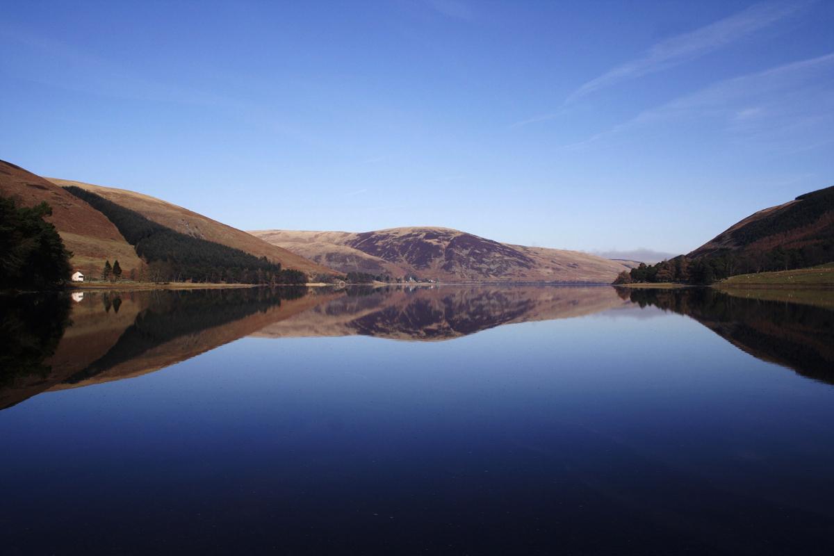 St Mary's Loch, Scotland