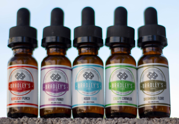 Five great flavors to choose from