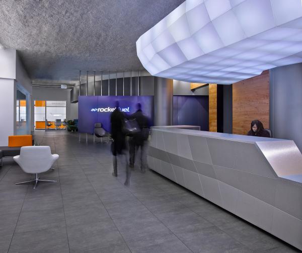 Quezada Architecture, QA, Cecilia Quezada, Ed Tingley, Fred Quezada, Rocket Fuel NYC