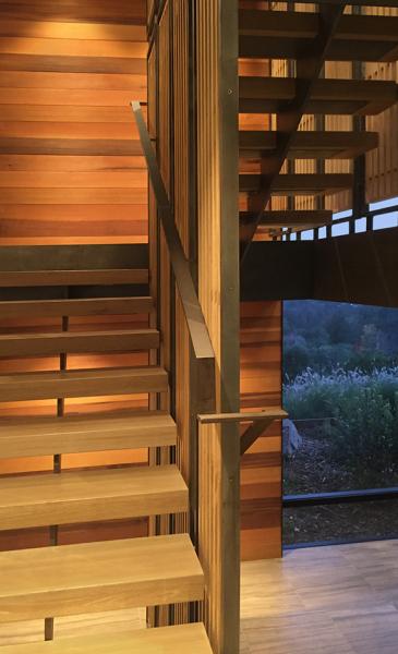 Quezada Architecture, QA, Cecilia Quezada, Ed Tingley, Fred Quezada, Canyon Residence
