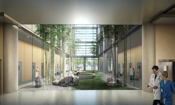 Quezada Architecture, QA, Cecilia Quezada, Fred Quezada, Ed Tingley, Xuhui General Hospital