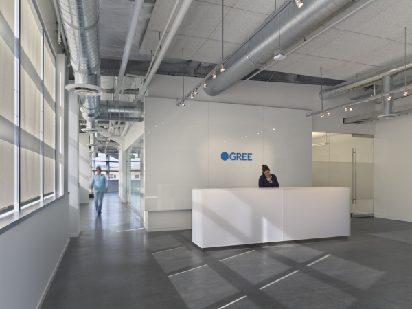 Quezada Architecture, QA, Cecilia Quezada, Ed Tingley, Fred Quezada, Gree International Offices, Gree HQ