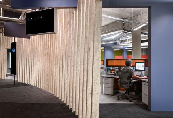 Quezada Architecture, QA, Cecilia Quezada, Ed Tingley, Fred Quezada, Aegis Media Offices