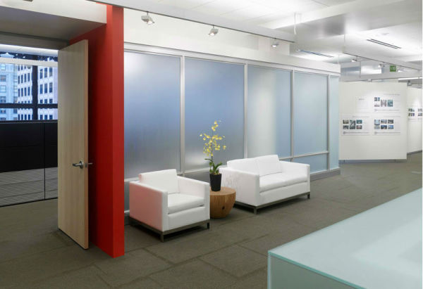 Quezada Architecture, QA, Cecilia Quezada, Ed Tingley, Fred Quezadam, AIASF Chapter Offices