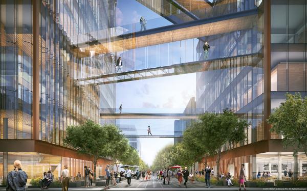 Quezada Architecture, QA, Cecilia Quezada, Ed Tingley, Fred Quezada, Uber, Uber Headquarters