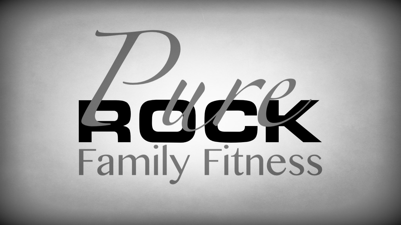 Announcing the Launch of Pure Rock Family Fitness