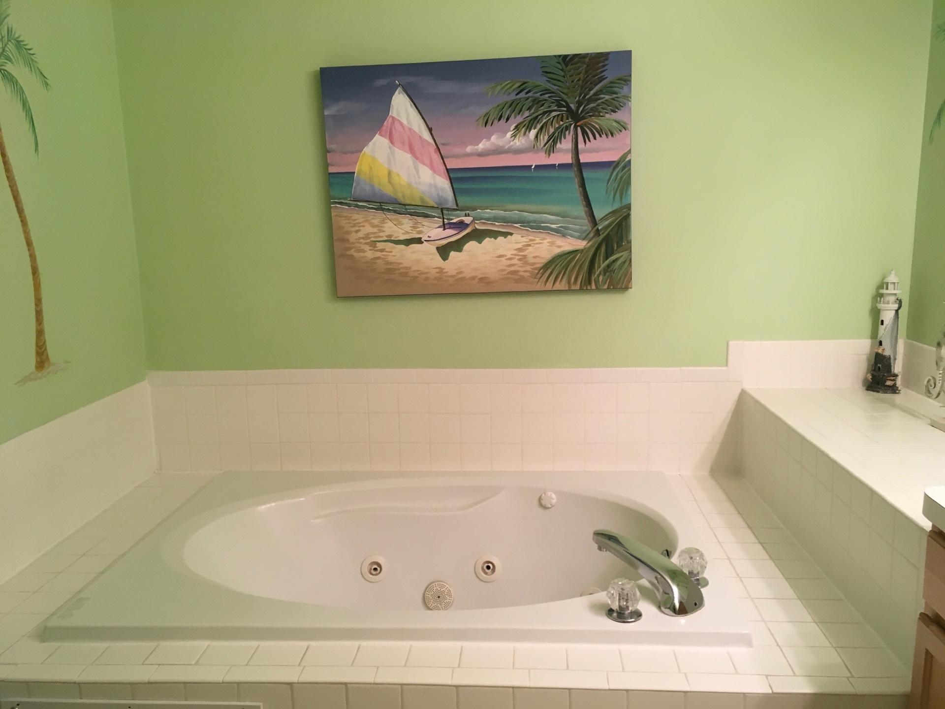Spa bath treatment