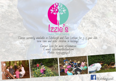 Izzie's Creative Outdoor Learning